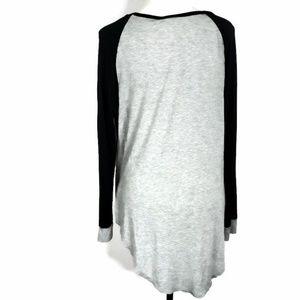 hippie c Tops - Long Sleeve Soft Graphic Tshirt